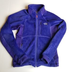 North Face Summit Series Jacket Fleece Zip Up S